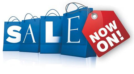 sale-now-on