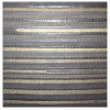 sample image of Rug 014 Selwyn Black Leather Strip
