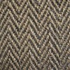 sample image of Rug 144 Pure Sisal Herringone Pewter