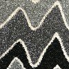 sample image of Rug 131 Paradox Wave Grey