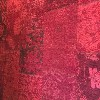 sample image of Rug 132 Carlucci Unemo Red